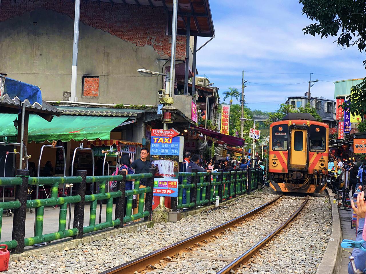 台湾 電車